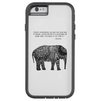 Wisdom Buddha Elephant Phone Case