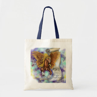 Wisdom from a Pegasus Tote Bag