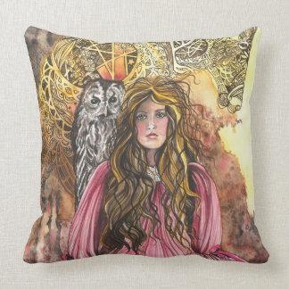 WISDOM Heart of the World Pillow