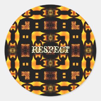 Wisdom : Repsycle Series Sticker