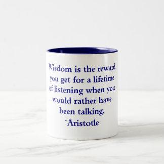 Wisdom Reward Mug