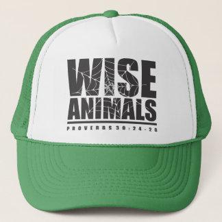 Wise Animals Trucker Hat