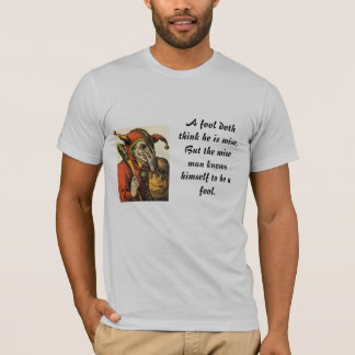 Wise Fool T-Shirt