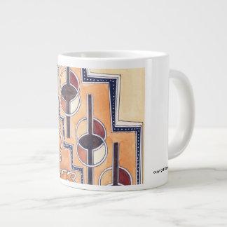 WISE & JPERSEVERES LARGE COFFEE MUG