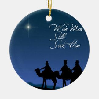 Wise Men Ornament