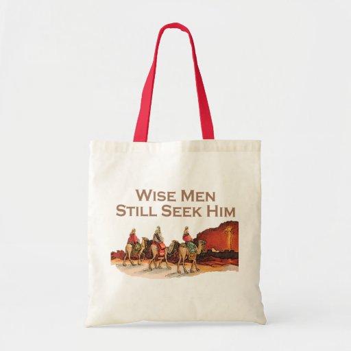 Wise Men Still Seek Him, Christmas Bags