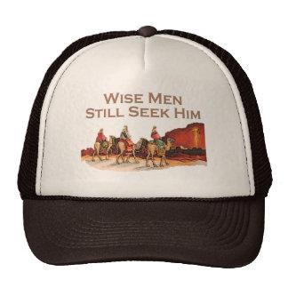 Wise Men Still Seek Him, Christmas Hats