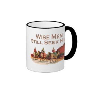 Wise Men Still Seek Him, Christmas Mugs