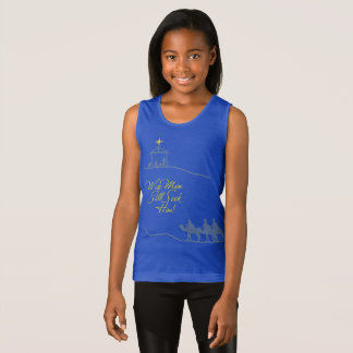 Wise Men Still Seek Him Tank Top