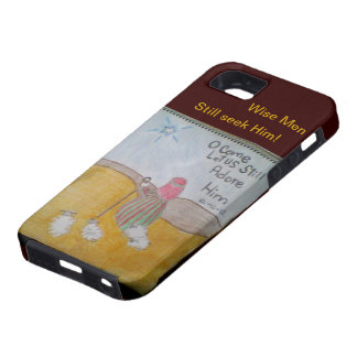 Wise Men Still Seek Him Vibe Iphone5 (2) iPhone 5 Covers