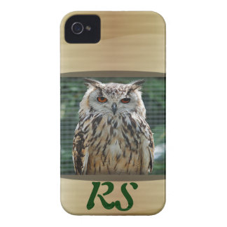 Wise one iPhone 4 cover