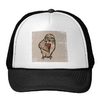 Wise Owl Trucker Hat