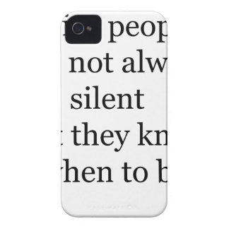 wise people are not always silent but they know wh iPhone 4 covers