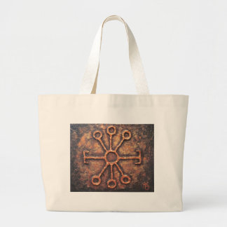 Wise Rune Large Tote Bag