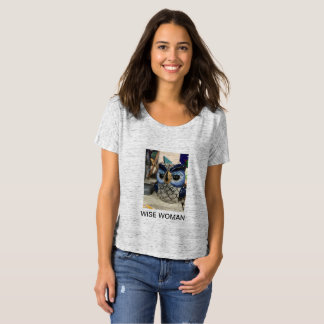 Wise Woman Comfy T-Shirt