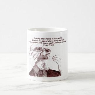 Wise Words by Freire Coffee Mug
