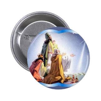 Wisemen Magi Pinback Buttons