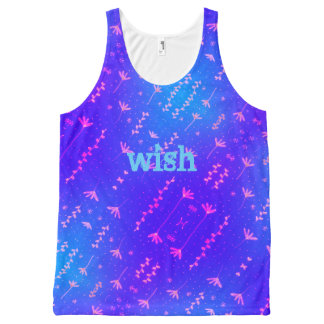 wish All-Over-Print tank top