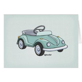 wish card beetle blue