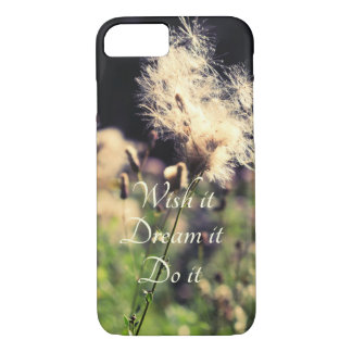 Wish Dream Do iPhone 7 Case