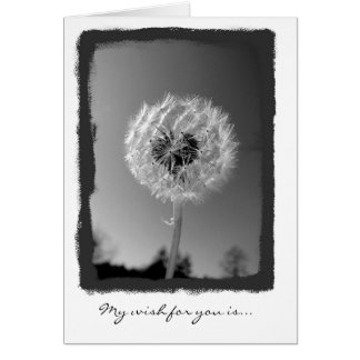 Wish For You Greeting Card