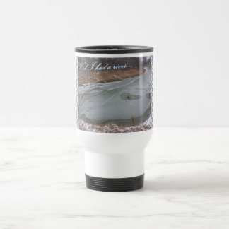 Wish I had a River Mug -Oxley Collection