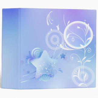 Wish on a Star Surreal Binder