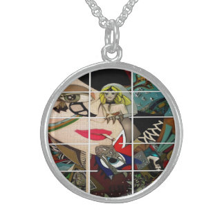 Wish Sterling Silver Necklace