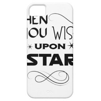 wish upon a star iPhone 5 cases