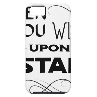 wish upon a star iPhone 5 covers