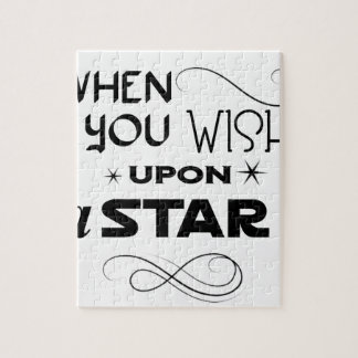 wish upon a star jigsaw puzzle