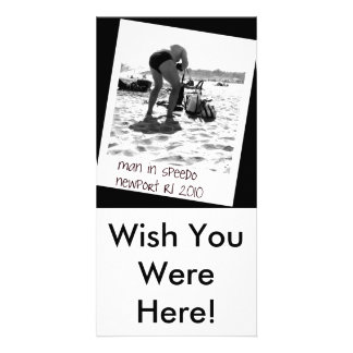 Wish You Were Here! Picture Card