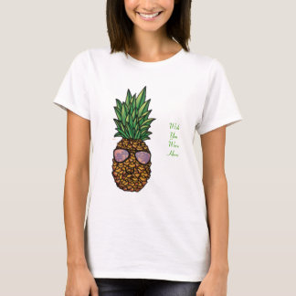 Wish You Were Here Pineapple T-shirt