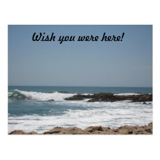 wish you were here! post cards