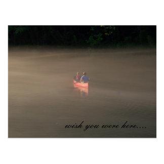 Wish you were here... postcard