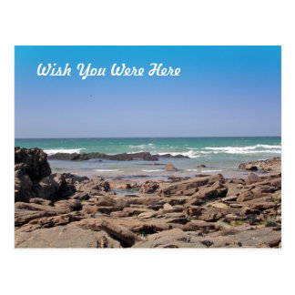 wish you were here post card