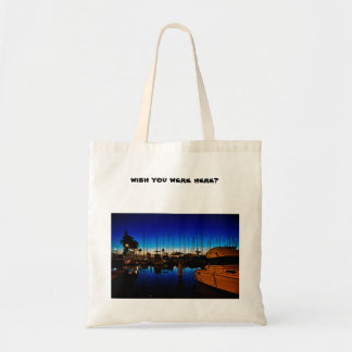Wish You Were Here? Tote Bag