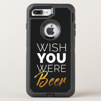 Wish your were Beer OtterBox Defender iPhone 8 Plus/7 Plus Case