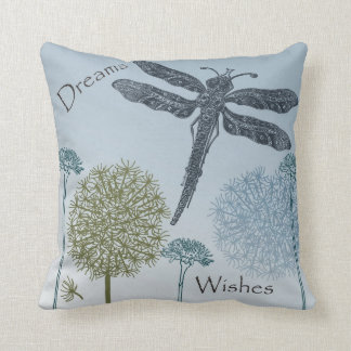 Wishes and Dreams Throw Pillow