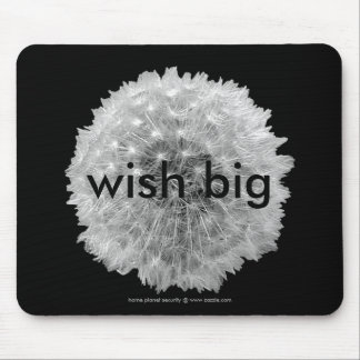 Wishes are Dandy Mouse Pad