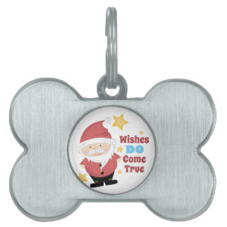Wishes Come True Pet ID Tags