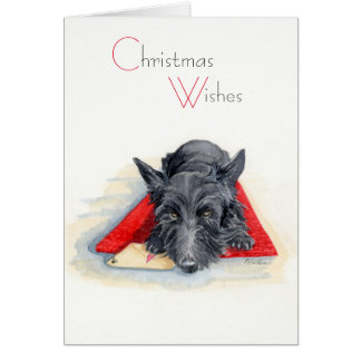 Wishes for Christmas Card