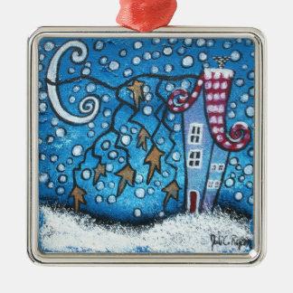 Wishing Christmas Ornament