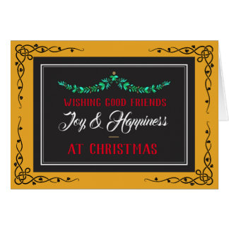 Wishing (Insert Any Group) Joy & Happiness - Card