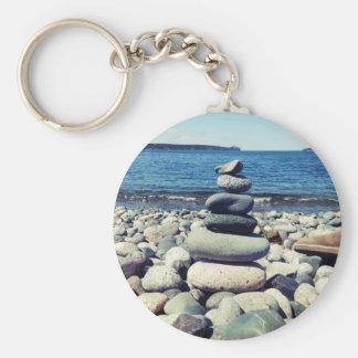 Wishing Rocks Basic Round Button Keychain