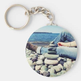 Wishing Rocks Keychain