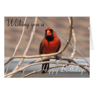 Wishing you a, Happy Birthday! Card