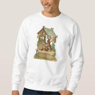 Wishing You a Happy Easter Sweatshirt