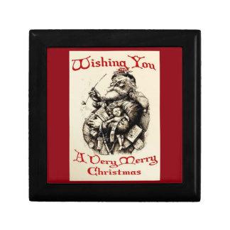 Wishing You A very Merry Christmas Gift Box