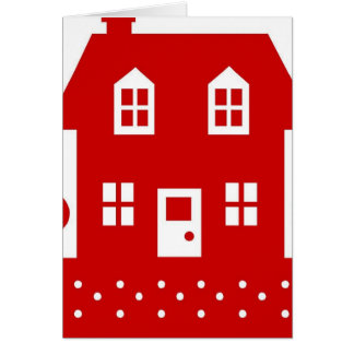 "WISHING YOU HAPPINESS IN ""YOUR NEW HOME"" GREETING CARD"